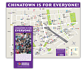 Maps Chinatown Nyc