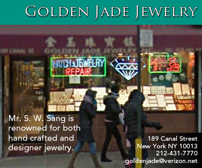 Chinatown Is A Jewelry District